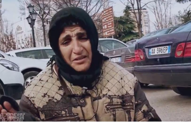 """""""Pse të vdes në rrugë, njeri jam edhe unë"""""""
