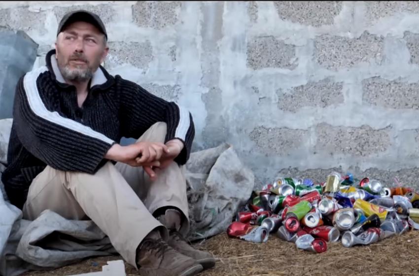 """""""Më erdhi zorr, ika nga dhoma e qava"""" Shqiptarët shpëtojnë nga skamja 5 fëmijët që ushqeheshin në plehra"""