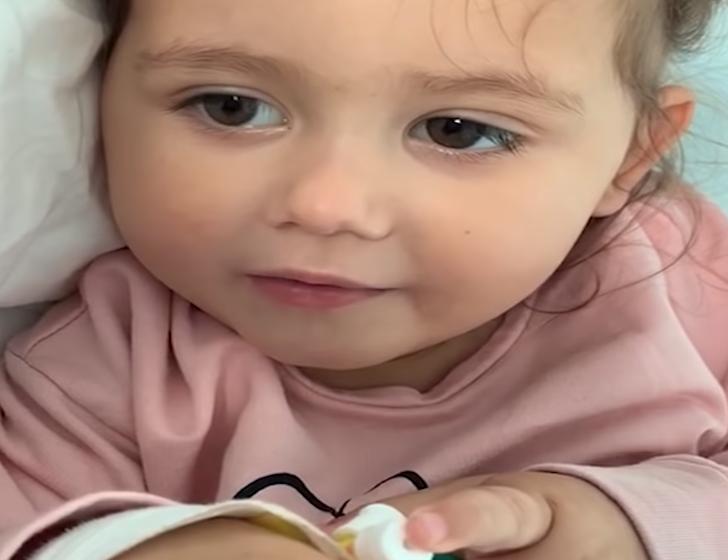 Historia e 2 vjeçares që po i shkon jeta spitaleve