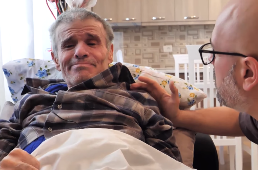 I rikthehet buzëqeshja 63-vjeçarit të paralizuar, shtëpi e re në Gramsh