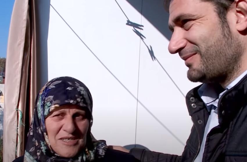 Shqiptarët i dhurojnë familjes Veseli në Shkup banesë të re