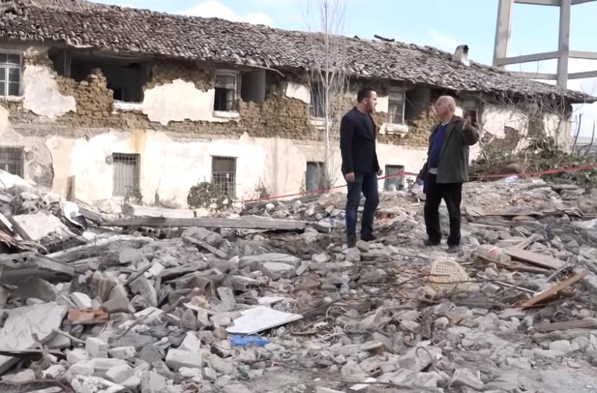 Çfarë ka mbetur në Thumanë pas tërmetit të 26 nëntorit?