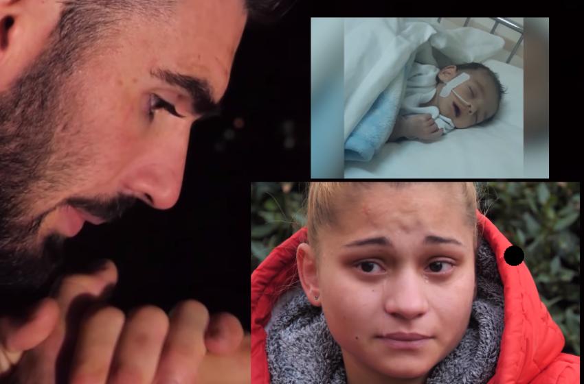 """""""Djali është tre muajsh dhe po vdes, ju përgjërohem të më ndihmoni"""""""