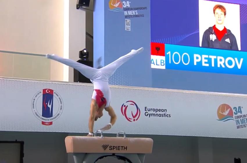 Një rus që garon për flamurin e Shqipërisë