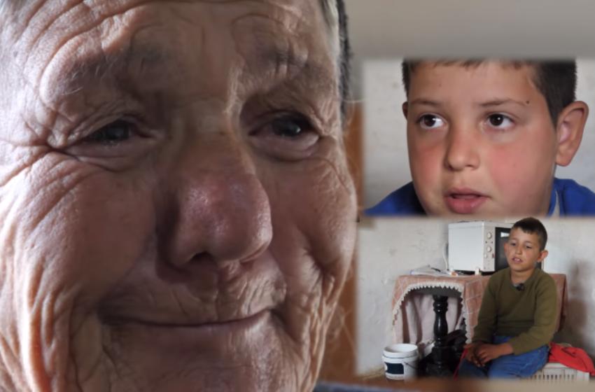 """Rrëfimi rrëqethës i gjyshes: Ta di se vdes e nuk i çoj fëmijët në jetimore, janë amaneti i vajzës"""""""