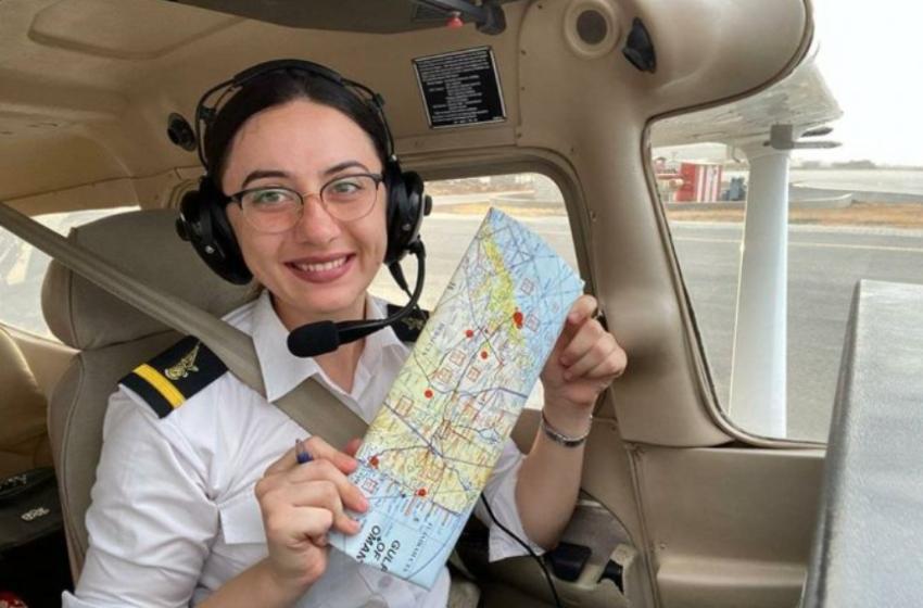 Rrëfimi i pilotes shqiptare në Dubai: Kam ëndërr të hap një shkollë aviacioni në Shqipëri