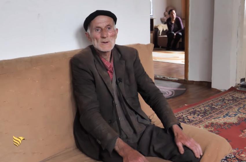 Këmbëkryq në mes të mjerimit! Rrëfimi i të moshuarit nga Mitrovica, jeton duke mbledhur kanaçe