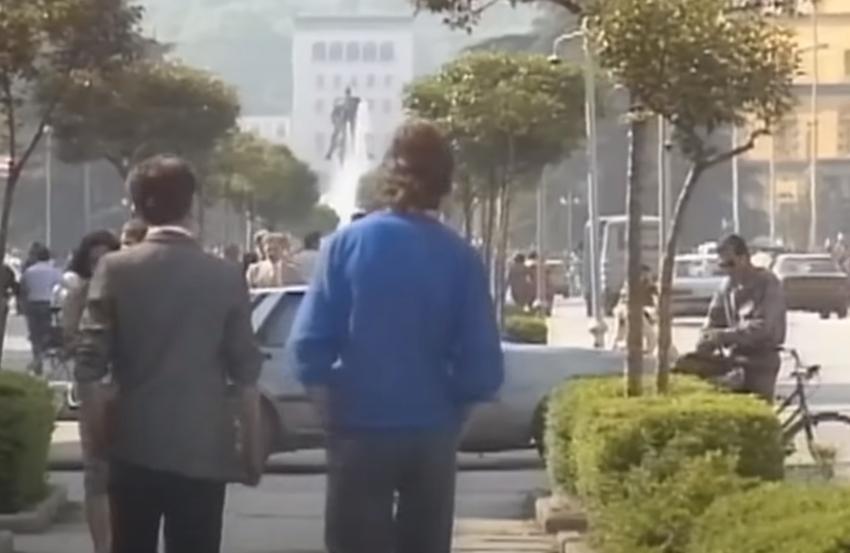 Të çliruar nga diktatura, pamje të rralla të Shqipërisë në vitet '90