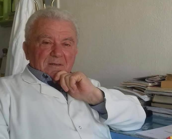 Për 45 vite në shërbim të pacientëve, shuhet mjeku shqiptar