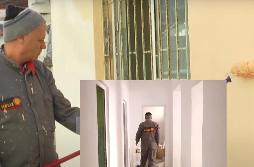 Italiani restauron qendrën shëndetësore në Vlorë me punë vullnetare