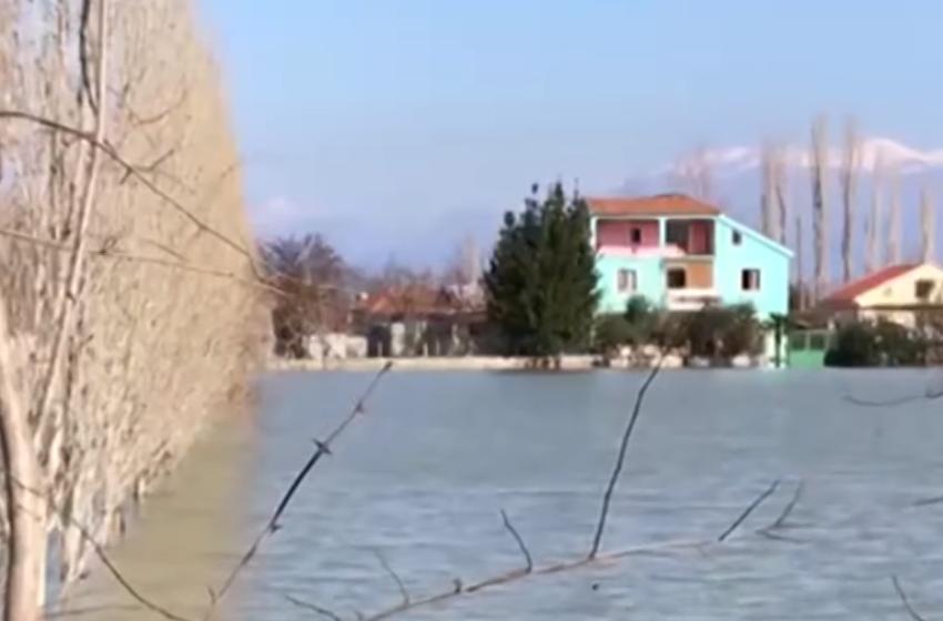 Shkodra zgjohet nën ujë