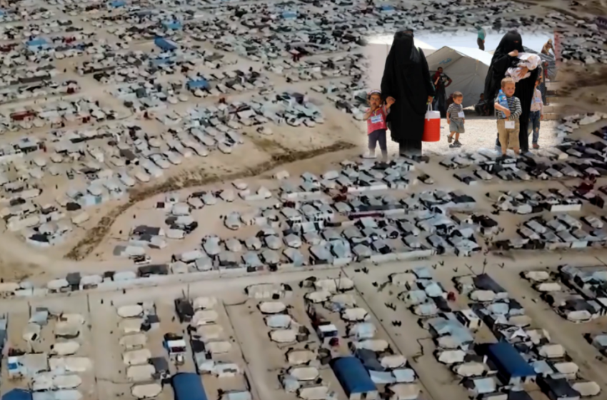Si jetojnë shqiptarët e mbetur në kampin në Siri? Ekspertja e OKB: Kushtet janë çnjerëzore