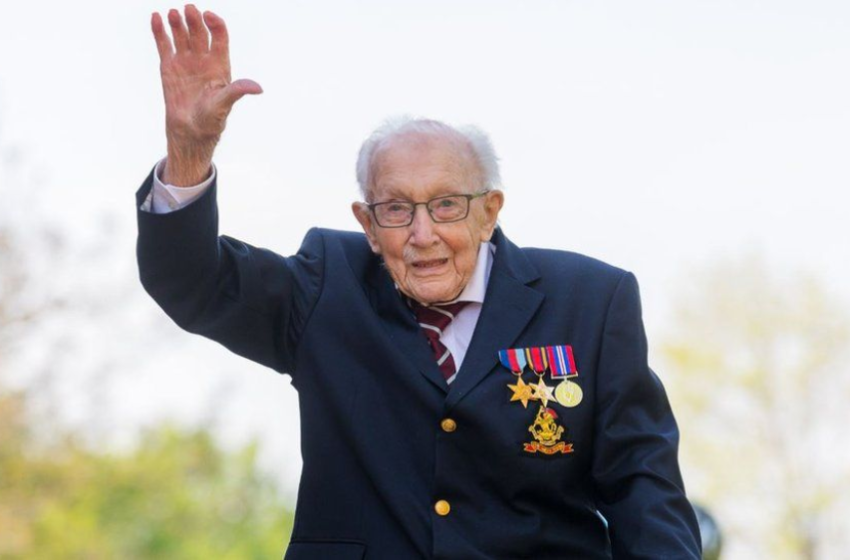 Mblodhi 40 mln dollarë për mjekët në Britani, ndërron jetë heroi 100 vjeçar