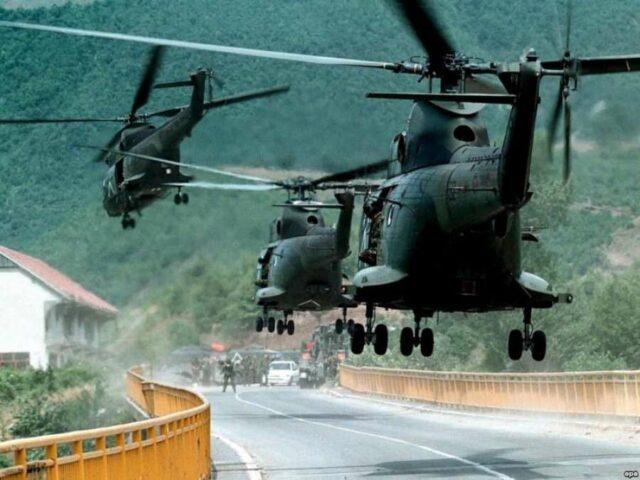 Dita e kthesës në luftën për Kosovën, fotot e bombardimeve të NATO-s ndaj ushtrisë serbe
