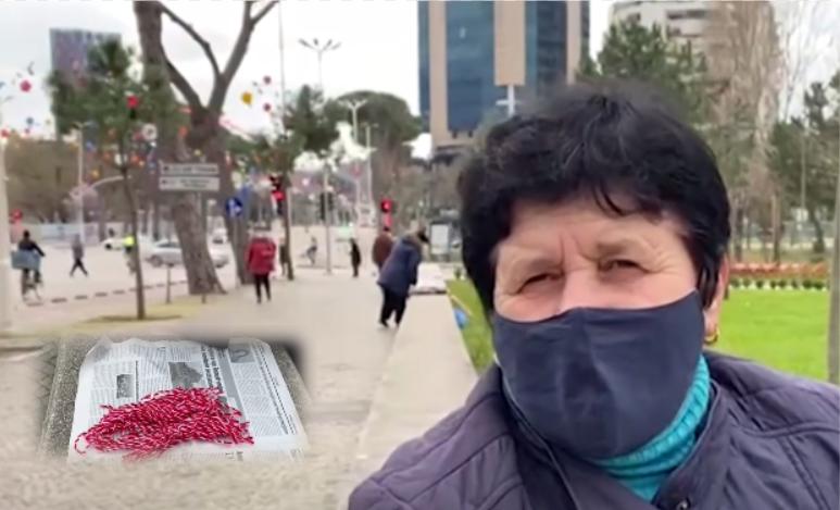 """""""Zoti na shpëtoftë"""" Urimi i shitëses ambulante në Ditën e Verës"""