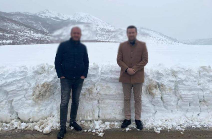Shikoni sasinë e dëborës në këtë zonë të Kosovës