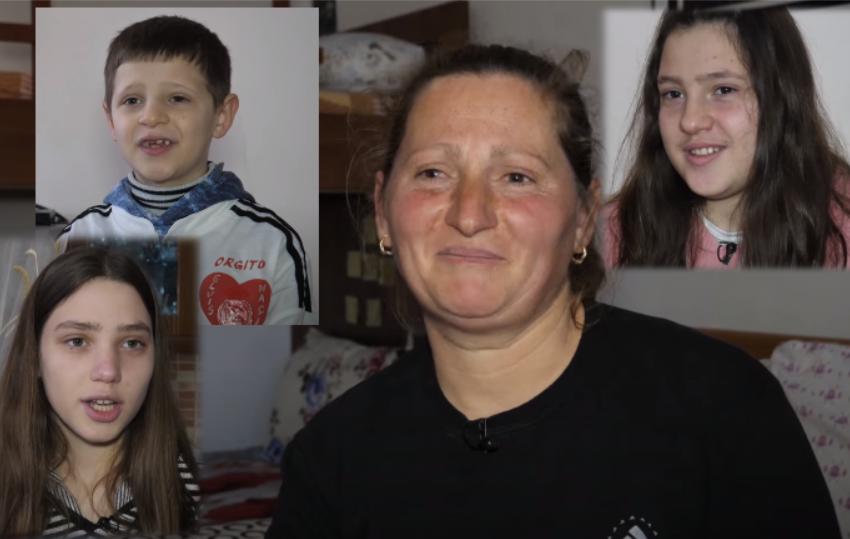 Si janë sot tre jetimët që u shpëtuan nga shqiptarët, fjalët e nënës: Sa hapa hedh, aq herë ju uroj