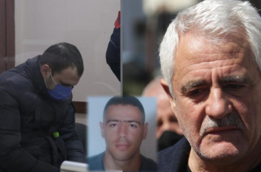 Përballja në gjyq e një babai me ish- oficerin që i mori jetën të birit, Klodianit