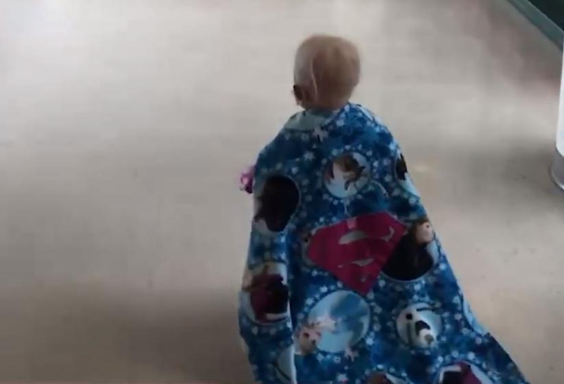 Gjithë jetën në spital, historia e 7 vjeçares që frymëzoi miliona njerëz