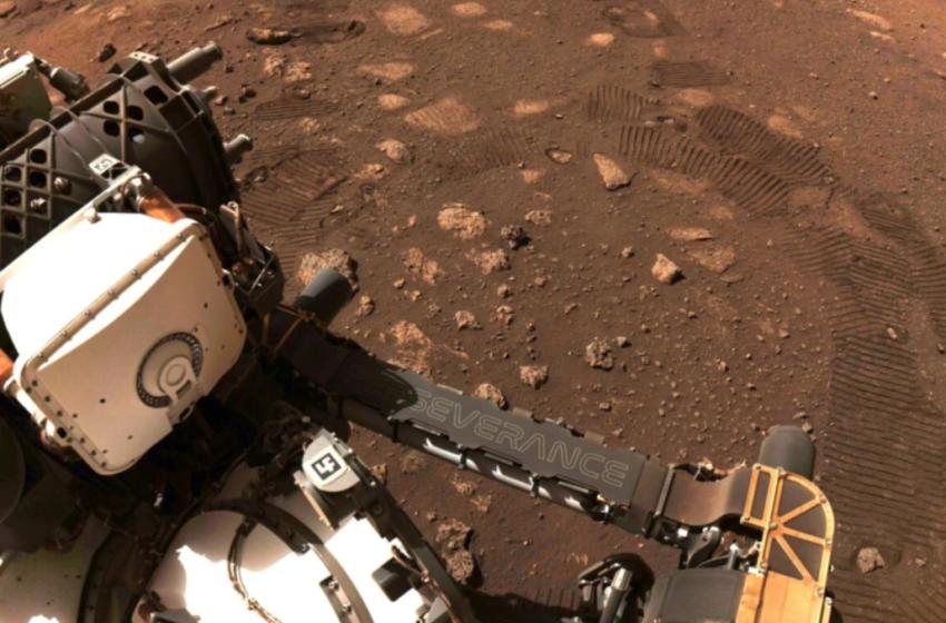 Këto janë tingujt e parë të regjistruar në Mars