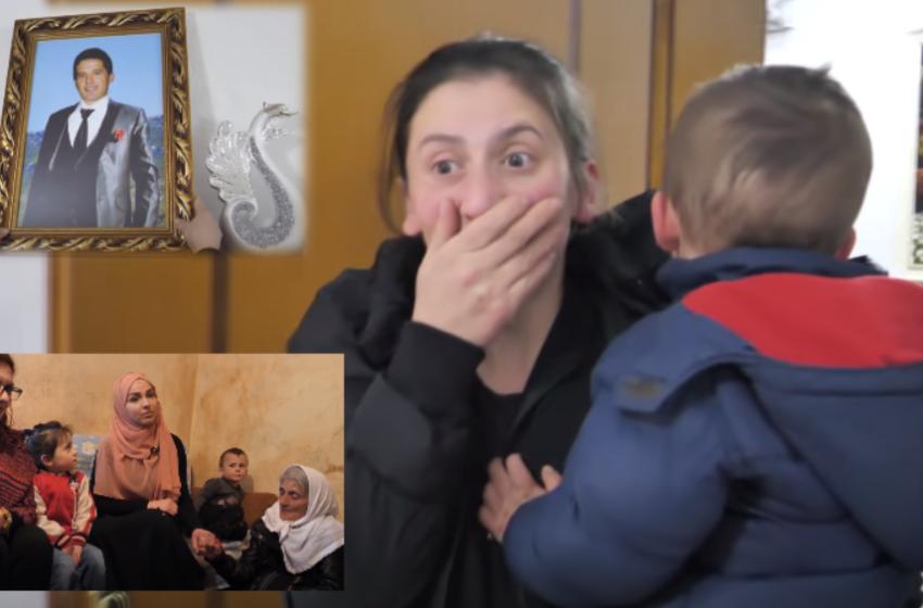 Nëna e tre jetimëve fluturon nga gëzimi! Pas vuajtjeve pafund, lutjet e saj bëhen realitet