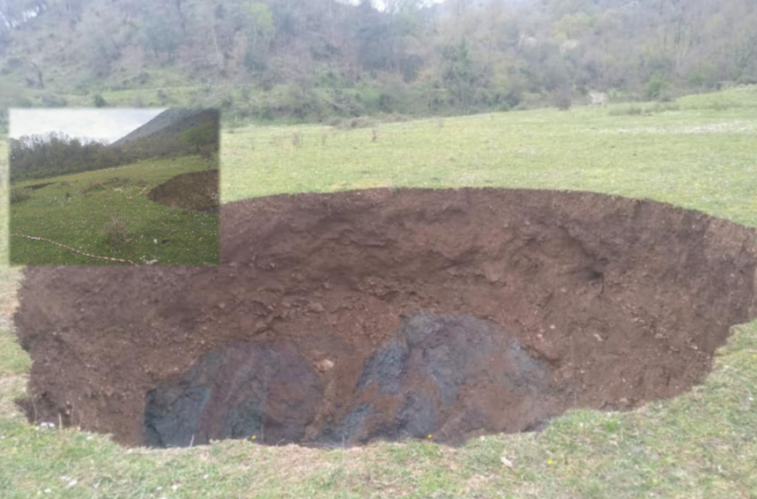 Misteri i dy gropave masive në afërsi të Syrit të Kaltër