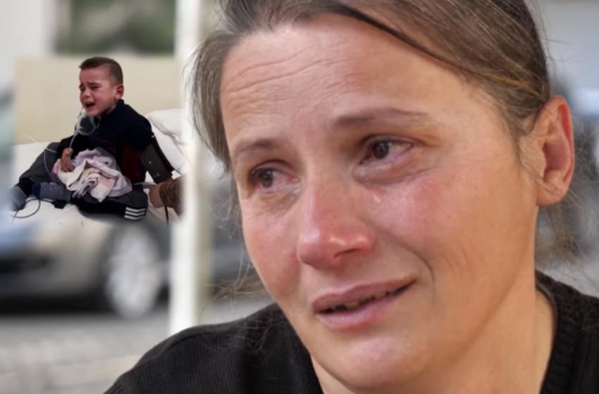 Një jetë në spital, 20 operacione në trup! Nëna tregon si nisën vuajtjet për Deanin