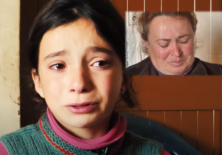 Në varfëri, pa baba! 9 vjeçarja lutet për ndihmë: Më ther në shpirt kur e shoh mamin të robëtohet