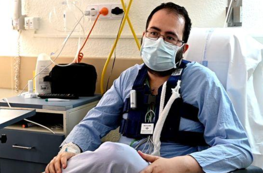 10 vite në pritje të transplantit të zemrës, momenti erdhi kur e shoqja po sillte në jetë fëmijën