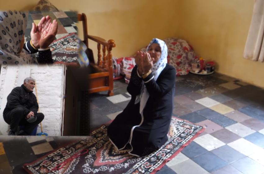 """""""Kurrë nuk i kisha menduar këto vuajtje"""" Historia përlotëse e dy të moshuarve në Durrës"""
