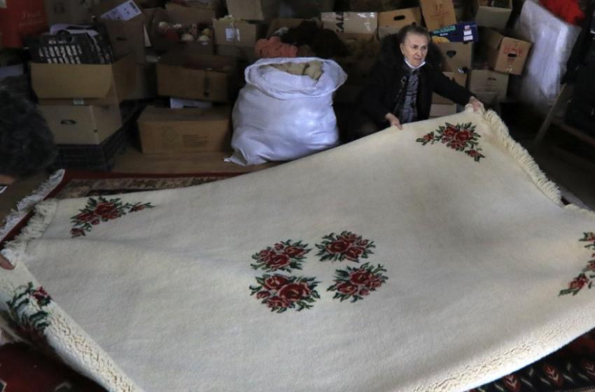 Puna e një gruaje që mban gjallë një traditë të tërë në veri të Shqipërisë
