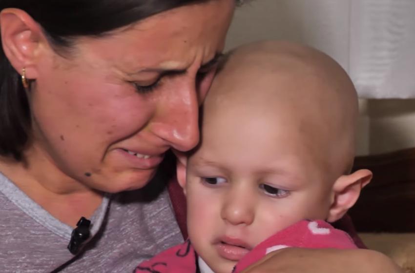"""""""Mami të lutem, mos ma shponi dorën"""" Nëna e Bonës me tumor tregon ditët më të errëta të jetës"""