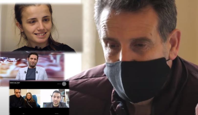 """""""Në Shqipëri u strehuam gjatë luftës"""" Surpriza për babain e Arlinës, pasi vajza i shpëtoi skoliozës"""