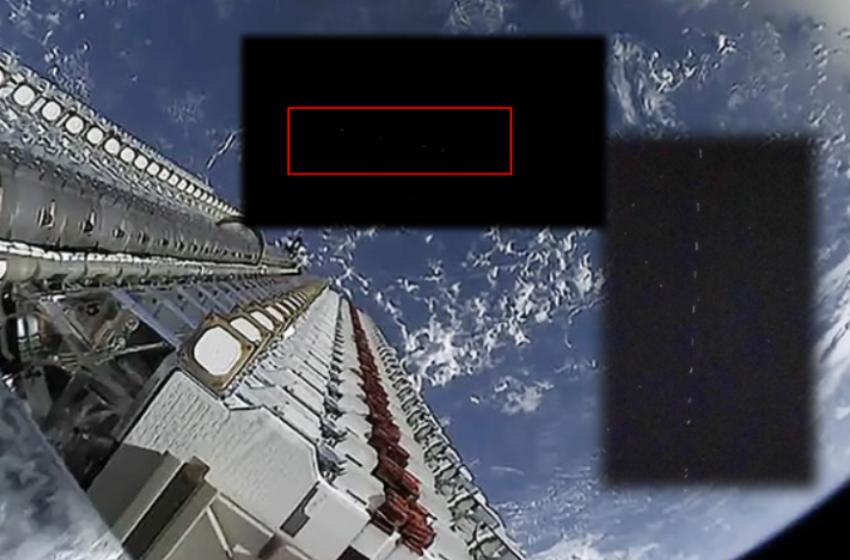"""Pamje interesante, """"treni"""" i satelitëve 'Starlink' në qiellin e Shqipërisë"""