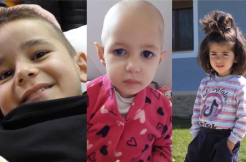 """""""Ju duam shumë"""" Si janë sot Deani, Bona dhe Reisila, tre vogëlushët që përlotën shqiptarët"""