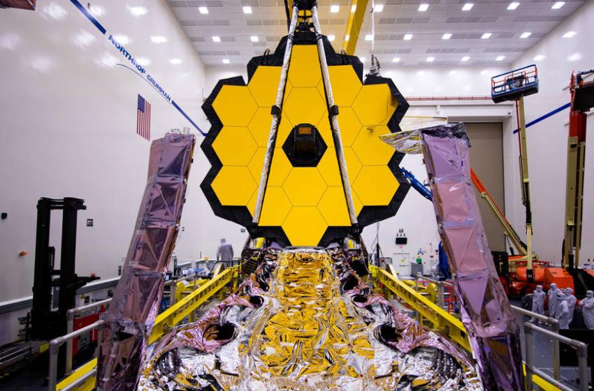 """Teleskopi që do të shohë miliona vite """"në të shkuarën""""… niset drejt hapësirës më tetor"""