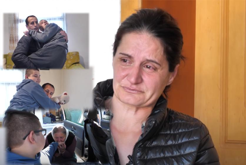 Momentet përlotëse kur tre fëmijët e paralizuar nisen drejt Kosovës për të kryer operacionet