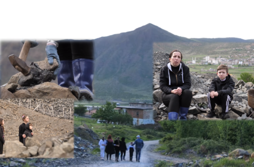 Një mrekulli shqiptare për familjen e minatorit të ndjerë