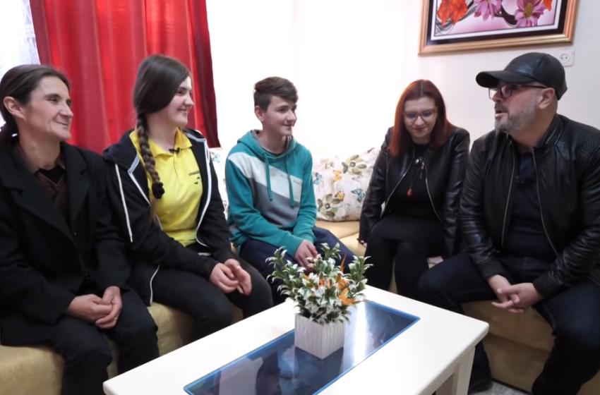 Pa baba e me nënën sëmurë! Dy jetimët dalin nga makthi i varfërisë, falë shqiptarëve