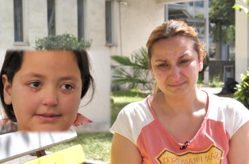 Ana vuan nga tumori në kokë! Si u mblodhën shqiptarët për të shpëtuar jetën e 9 vjeçares