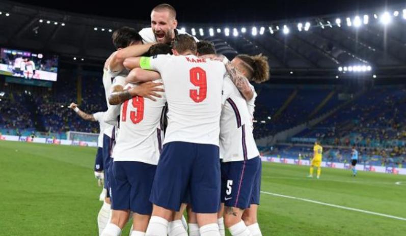 Anglia shkatërron 4-0 Ukrainën, në gjysëmfinale e pret Danimarka
