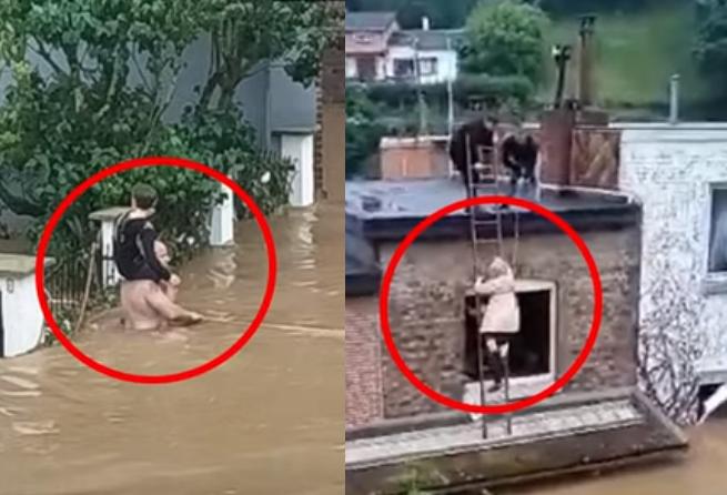 Në ndihmë të njerëzve në Belgjikë, vepra e disa shqiptarëve zemërmirë