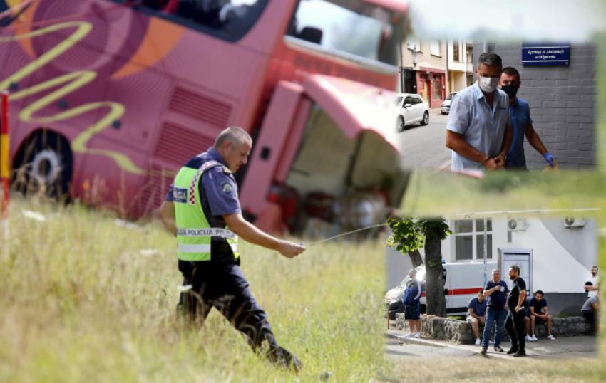 Tragjedia në Kroaci, 26 të lënduar lënë spitalin! Shoferi i autobusit rrezikon deri në 15 vite burg