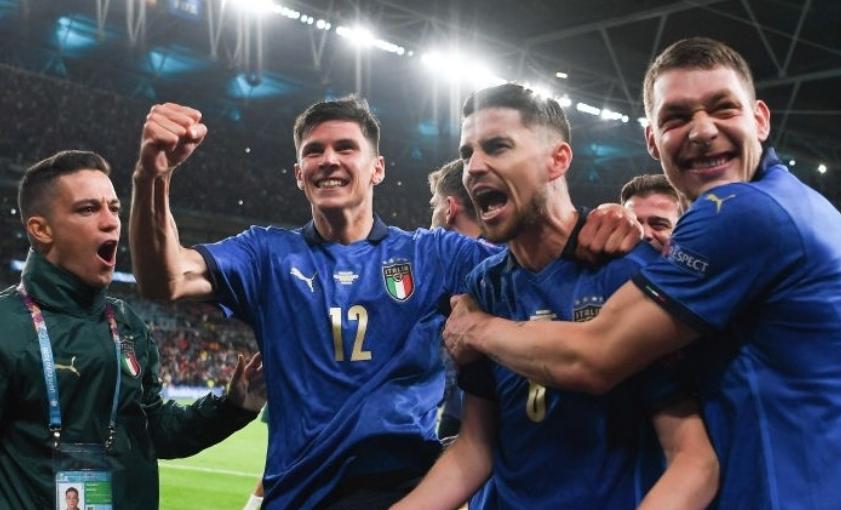 Ndeshje spektakolare, Italia shkon në Finalen e EURO 2020