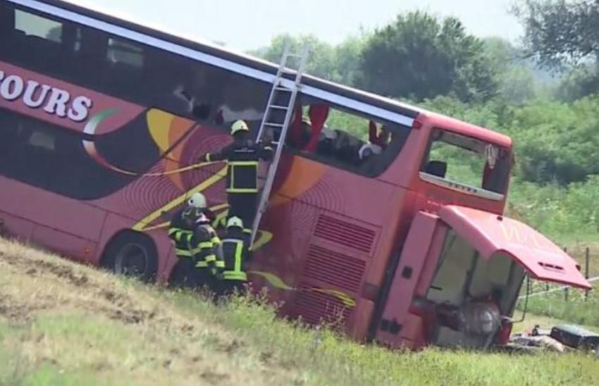 6 prej të lënduarve në aksidentin tragjik ende në spitalin në Kroaci, si është gjendja e tyre