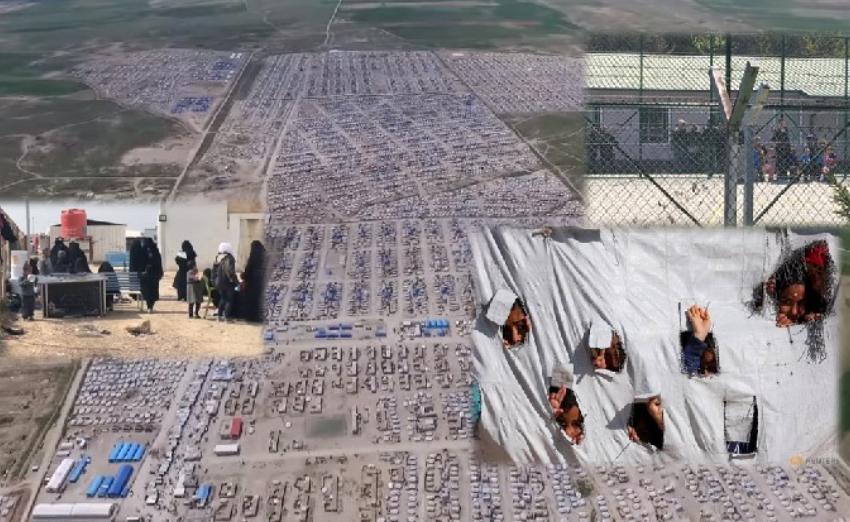 Një mesazh nga shqiptarët në kampin Al Hol në Siri: Po na rrahin shumë këtu