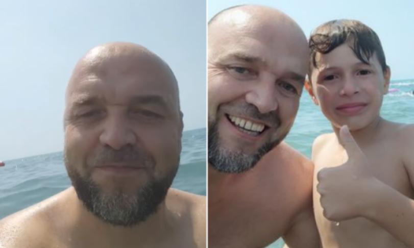 """""""Falë Zotit që qëllova aty"""" Veprimi heroik i qytetarit boshnjak, shpëton nga mbytja vogëlushin shqiptar"""