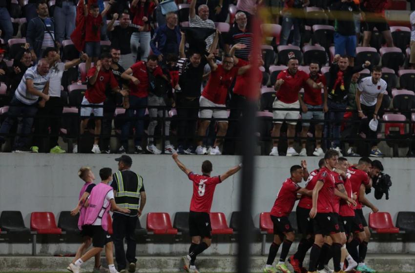 Kualifikueset e botërorit 2022, Broja i jep fitoren kuqezinjve! Kosova barazon me Greqinë