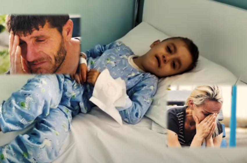 I biri 5 vjeç dergjej në spital pa shpresa! Ja si është tani Elisiano, vogëlushi që shpëtuan shqiptarët
