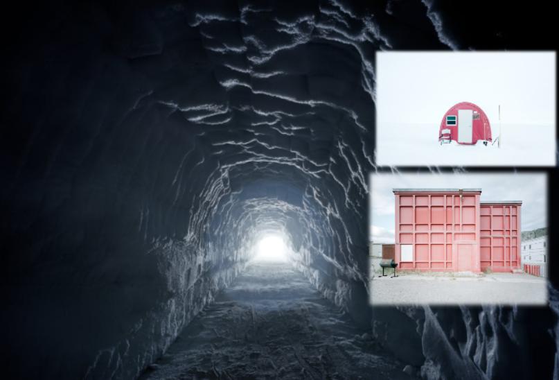 Pamje interesante… të 'jetosh' në Polin e Veriut